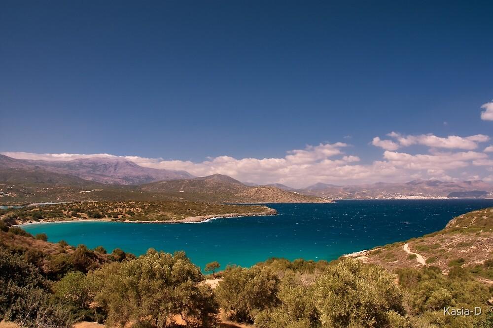 Crete: The Secret Paradise by Kasia-D