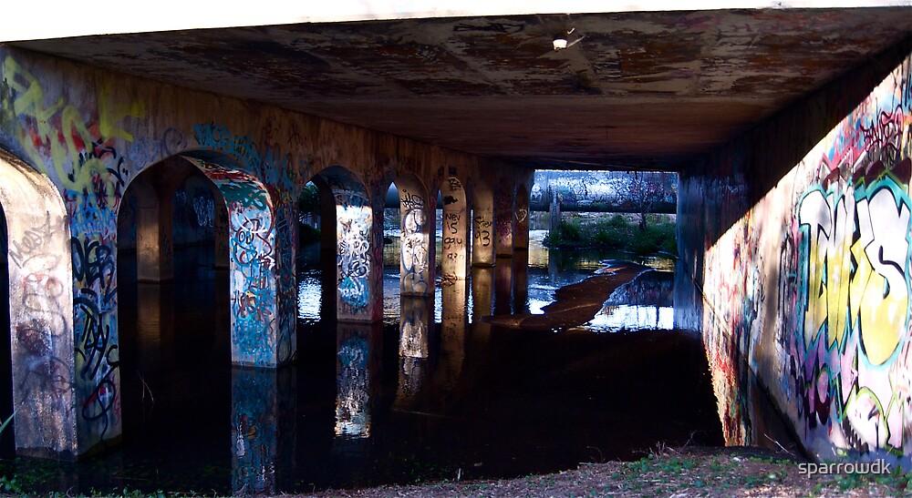 Bridge by sparrowdk
