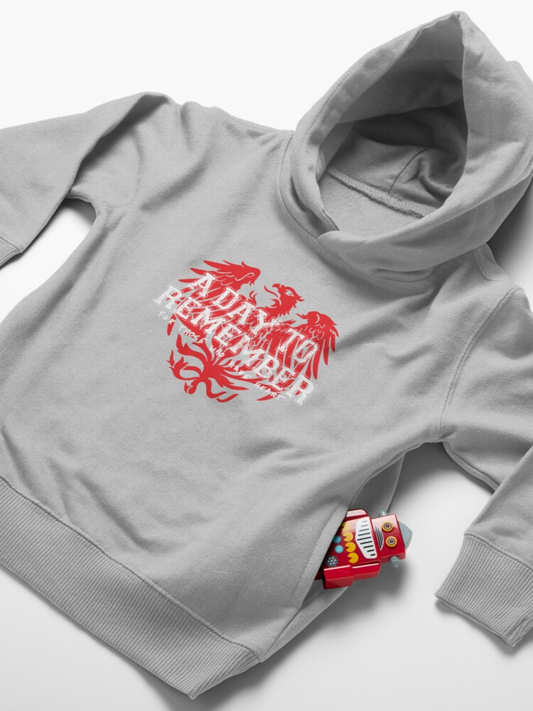 Alternate view of A Day To Remember - For Those Who Have Heart II Toddler Pullover Hoodie