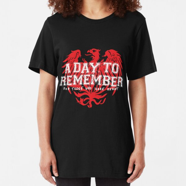 A Day To Remember - For Those Who Have Heart II Slim Fit T-Shirt