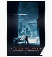 Blade Runner - Poster 1  Poster