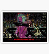 Blade Runner - Poster 2 Sticker