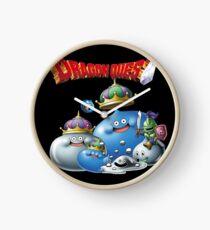 Dragon Quest - slime Clock