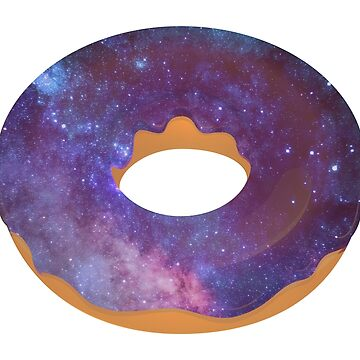 Galaxy Donut by Kassometer