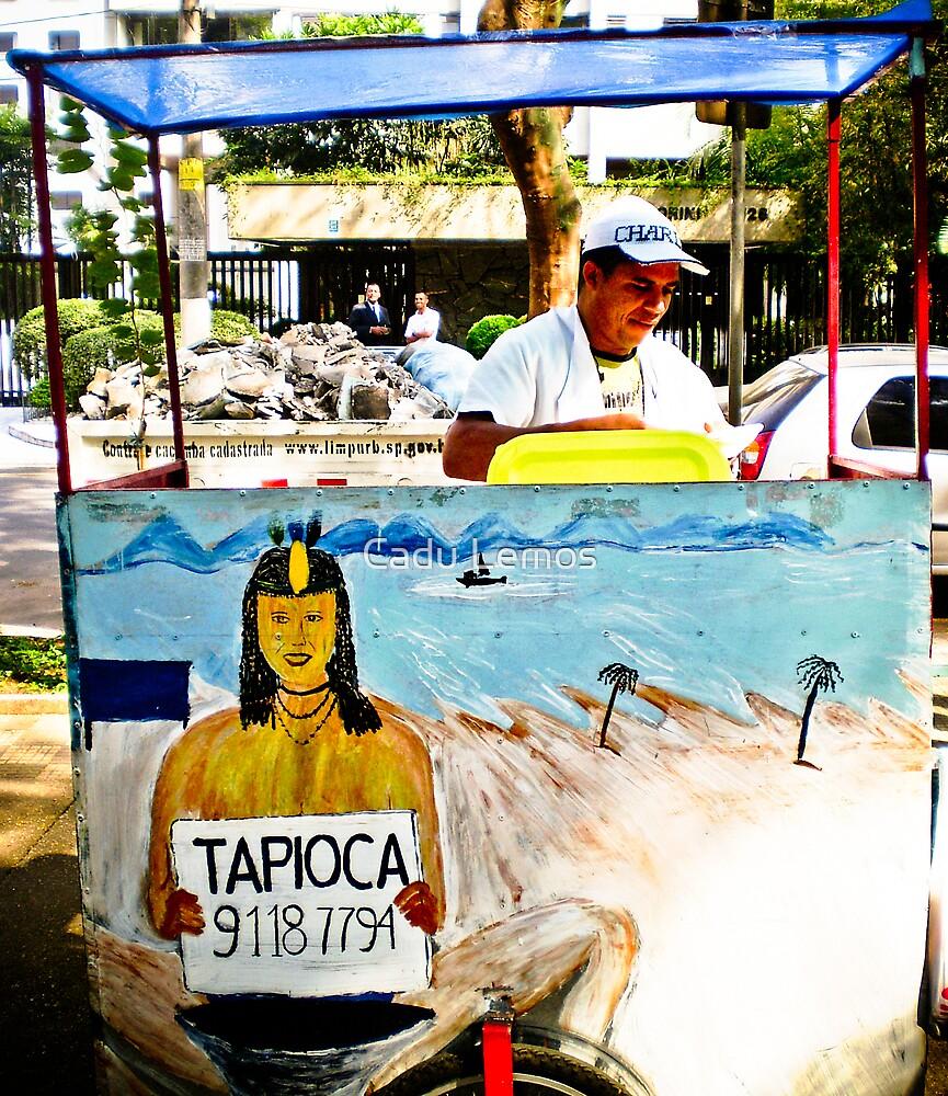 tapioca stand by Cadu Lemos