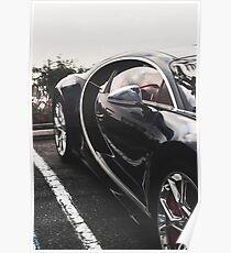 Bugatti Chiron  Poster