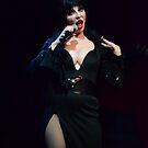 Elvira Mistress of the Dark  by Patrick Tocher