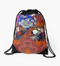 tracy porter/ jungle Drawstring Bag