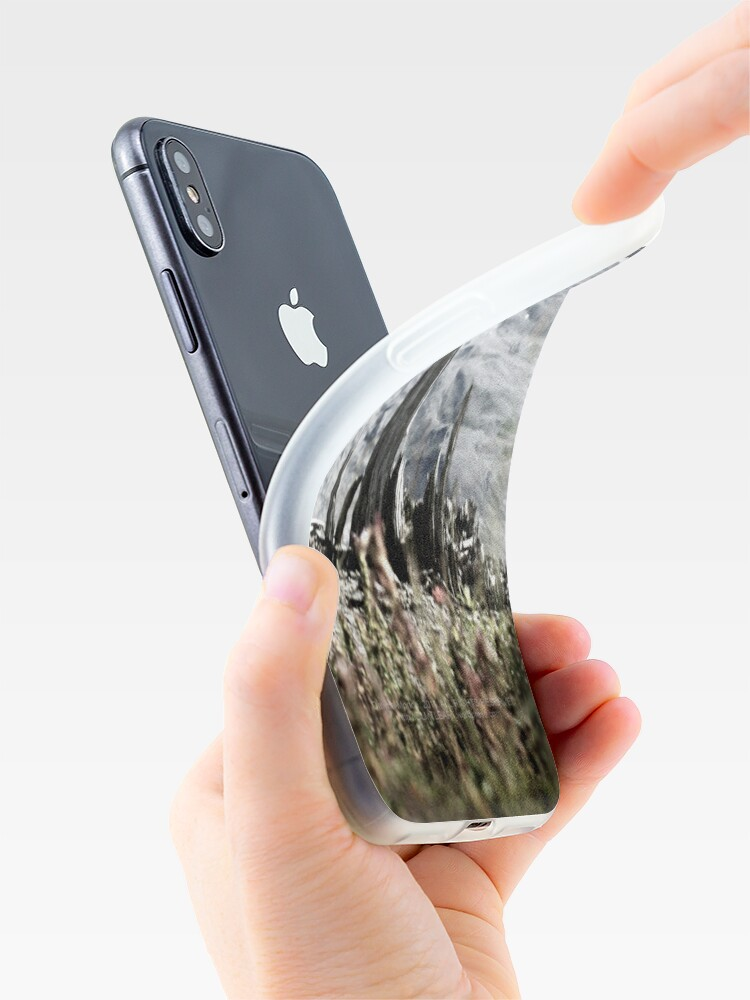 Alternate view of Shards of a tree, Johnston's Ridge iPhone Case & Cover