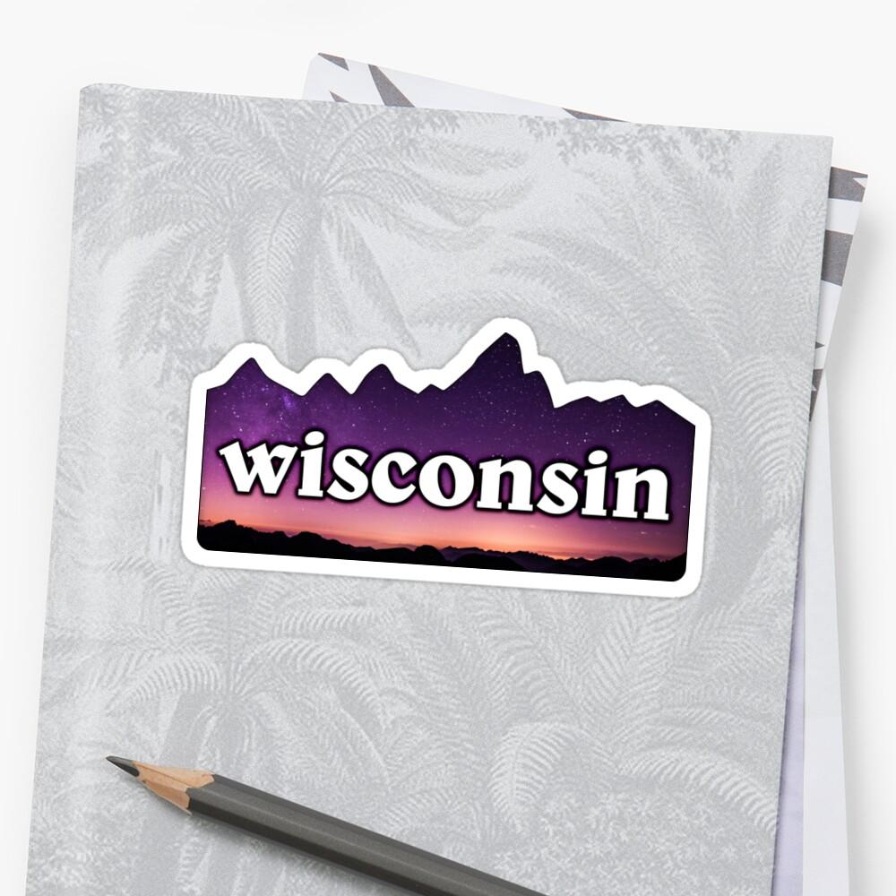 Wisconsin by garci