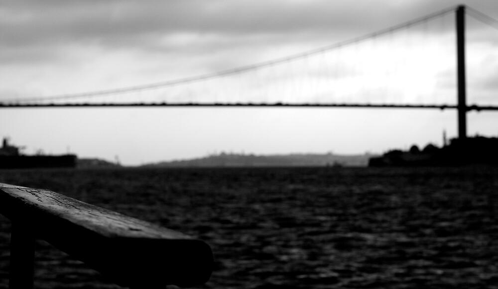 The Fatih Sultan Mehmet Bridge by alexaism
