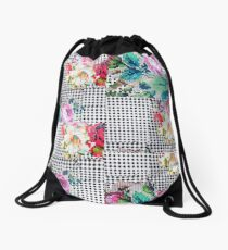 tracy porter/ isleheart Drawstring Bag