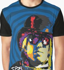Tom Petty - Mad Hatter Graphic T-Shirt