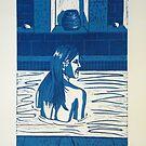 bathing  by Leanne Inwood