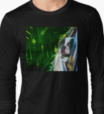 Dog wants to go to the park very fast T-Shirt