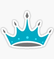 Z Crown Sticker