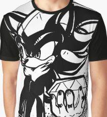 Shadow Sharpie Graphic T-Shirt