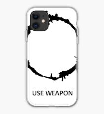 Use Weapon iPhone Case