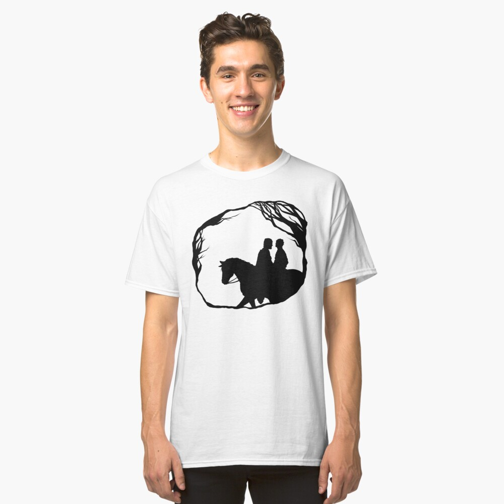 The Lovers Road Trip II Classic T-Shirt Front