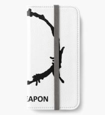 Use Weapon iPhone Wallet/Case/Skin