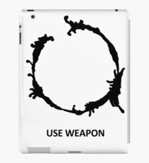 Use Weapon iPad Case/Skin