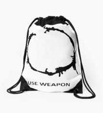Use Weapon Drawstring Bag