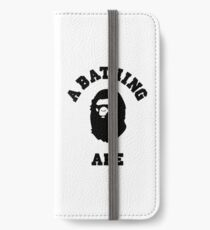 A BATHING APE BAPE STYLE case and more iPhone Wallet/Case/Skin