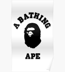 A BATHING APE BAPE STYLE case and more Poster