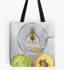 Queensland Fruit Fly Tote Bag
