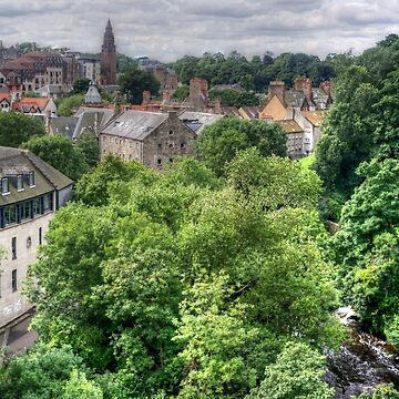 Dean Village View by tomg