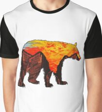 Into the Dusk Graphic T-Shirt