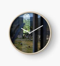 Shadow in the fourth dimension Clock