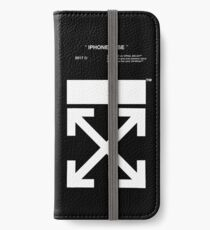 OFF WHITE IPHONE CASE (High resolution) iPhone Wallet/Case/Skin
