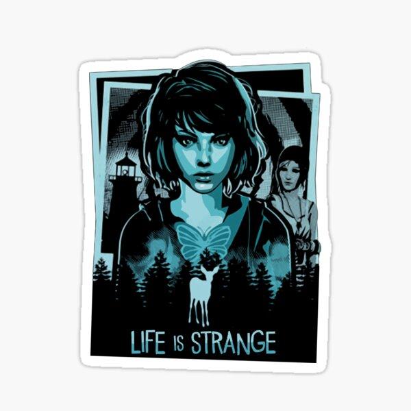 Life is strange - Max collage  Sticker