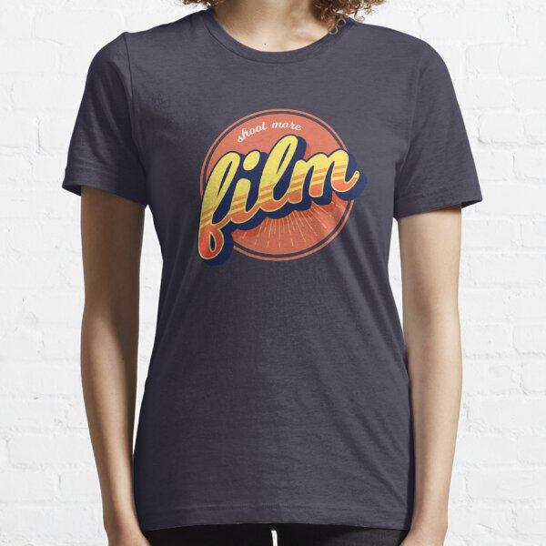 Film Photography Shoot More Film Essential T-Shirt