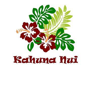 Kahuna Nui To You by Farfam