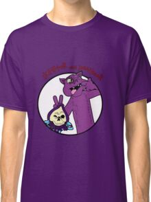 Skeletor and Panthor Classic T-Shirt
