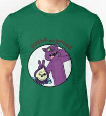 Skeletor and Panthor Unisex T-Shirt
