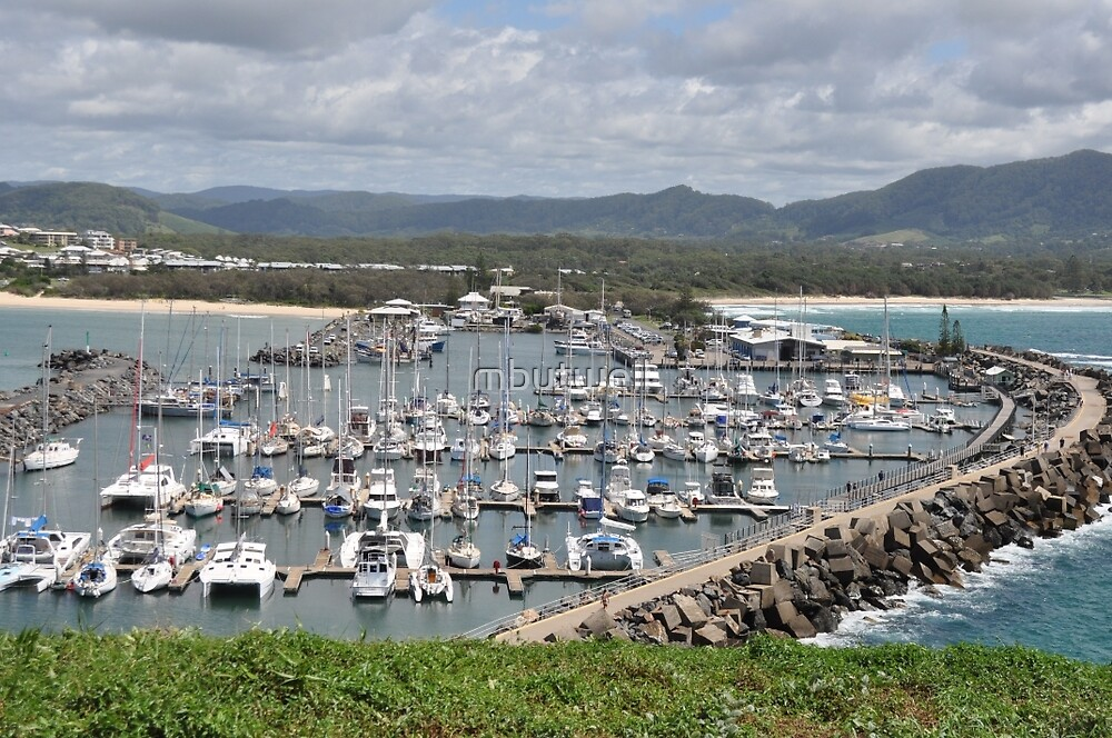 Coffs Harbour Marina by mbutwell