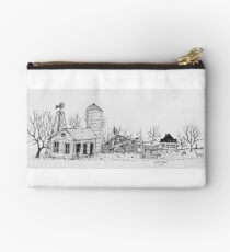 The Barns Down Studio Pouch