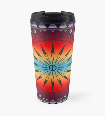 Morning Sky Travel Mug
