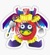 Mago del tiempo - YU-GI-OH  Sticker