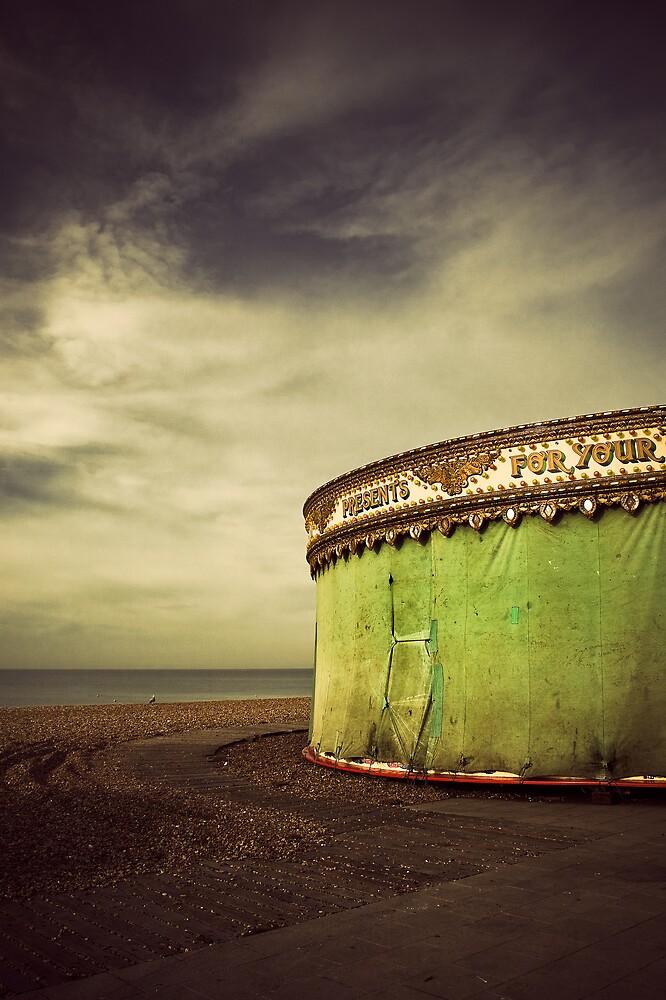 Brighton Carousel by ojsedkowski