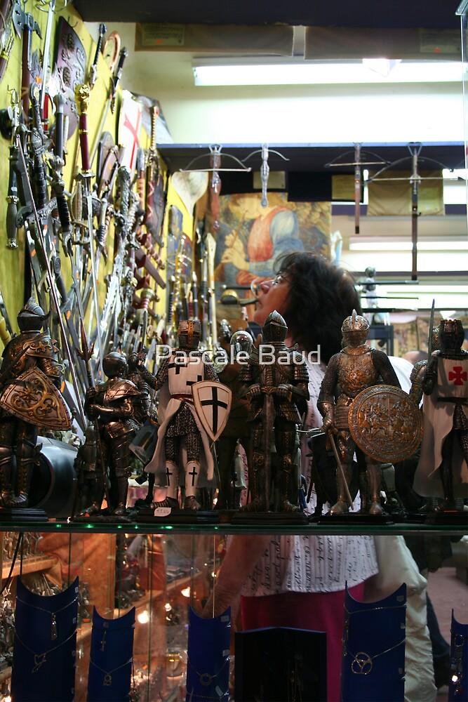 Souvenirs by Pascale Baud