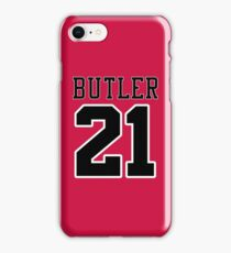 Jimmy Butler Bulls Jersey iPhone Case/Skin