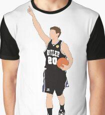 Gordon Hayward Butler Graphic T-Shirt