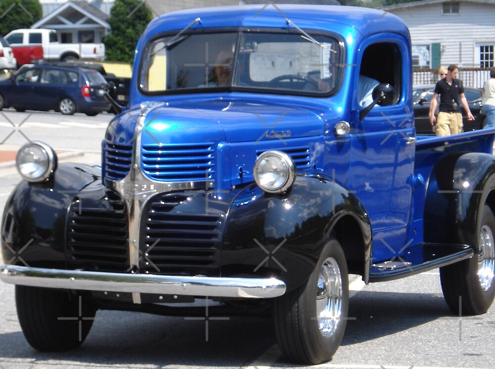 Front View Dodge 1947 by JRobinWhitley