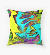 Interactions Throw Pillow