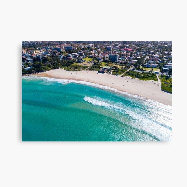 Freshwater Beach 001 Canvas Print
