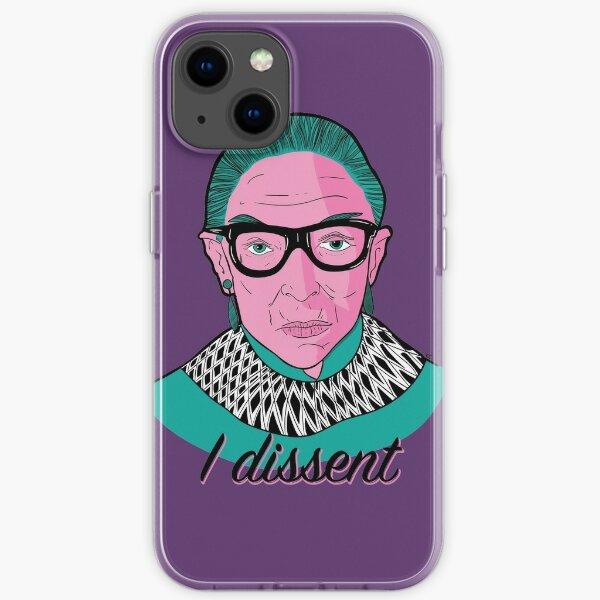 Badass Ruth iPhone Soft Case